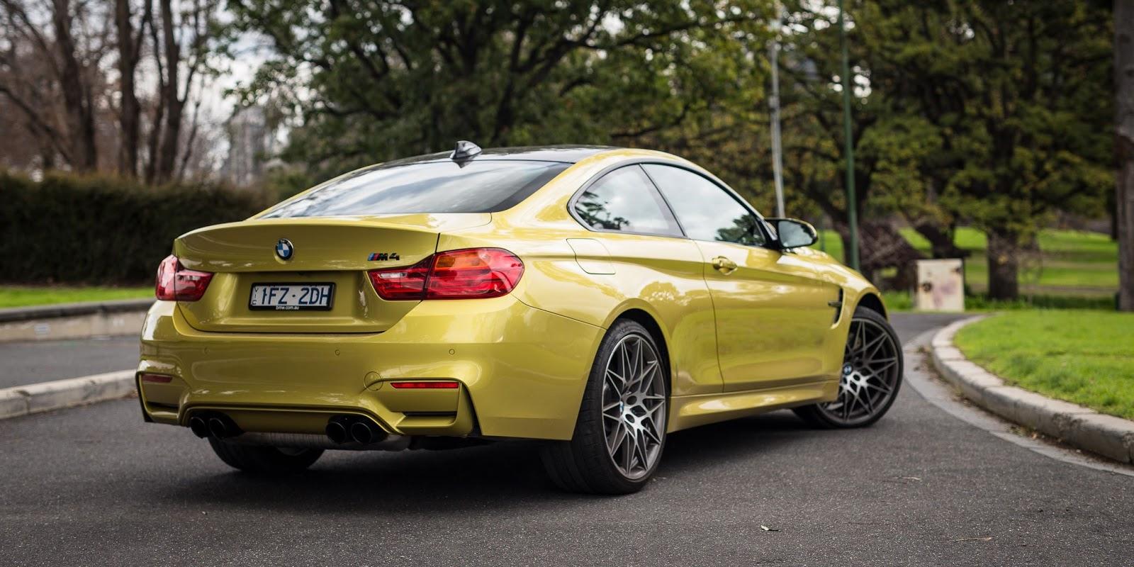 Để nhận biết những chiếc BMW từ xa, thông qua ống xả, tiếng gầm là dễ nhất