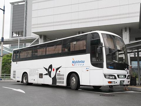西鉄高速バス「桜島号」夜行便 3802