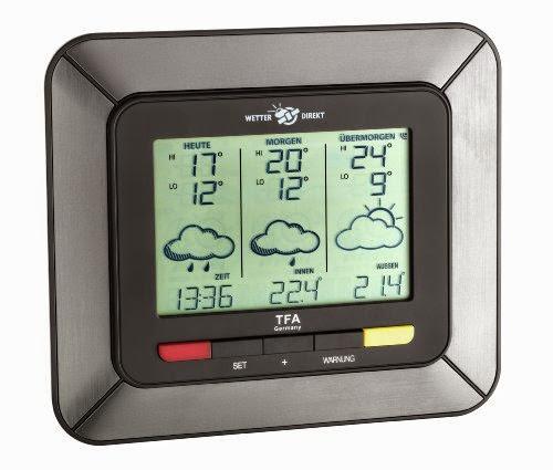 TFA 35.5051 Wetterstation