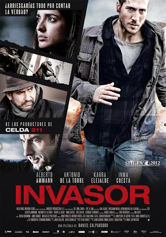 Invasor Dublado Torrent - BDRip DVDRip Bluray DualAudio (2014) Legendado