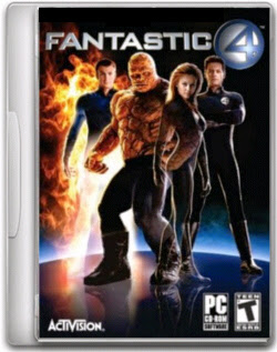 Download Game PC Petualangan - Fantastic 4 Full Version
