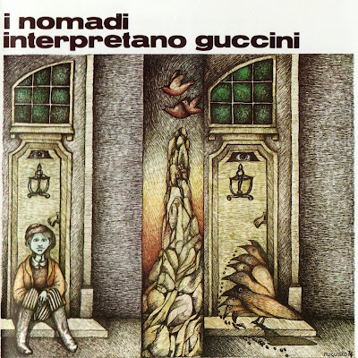 I Nomadi ~ 1974 ~ Interpretano Guccini
