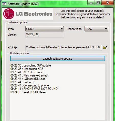 [Tutorial] Revivir LG Optimus L5