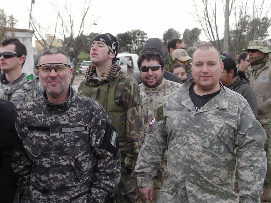 """Fotos de la partida """"Tercer aniversario, Operación FrankWofl""""10-02-13. PICT0272"""