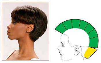 cat toc nu nang cao su ket hop trong thiet ke mau toc 116 Cắt tóc nữ nâng cao: Kiểu tóc cho khuôn mặt trái tim