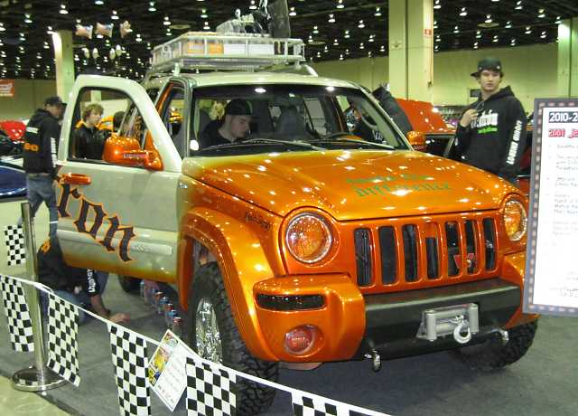 Custom cars dazzle at the 2011 Detroit Autorama 9