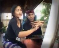 Lirik Lagu Bali Ayu Saraswati - Muani Sujati