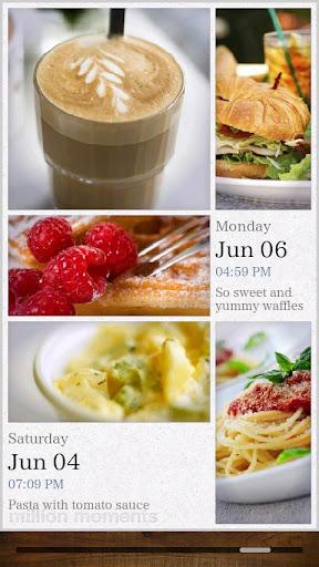 *原來手機相簿也可以那麼有質感:million moments (Android App) 2