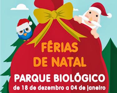 Natal oferece mão cheia de atividades no Parque Biológico da Serra das Meadas