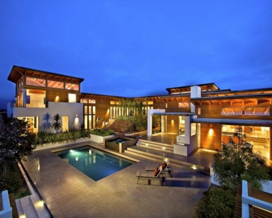Luxury home design in california usa most beautiful for Best house design usa