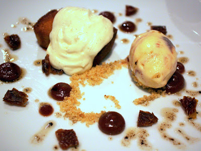 Ginger Financier at Kitchen W8