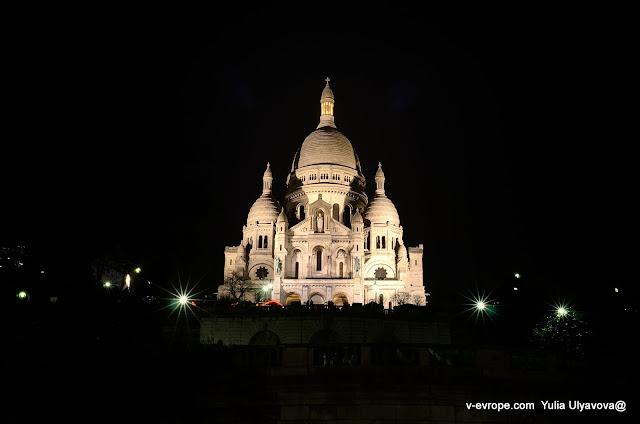 Сакре-Кёр, Париж
