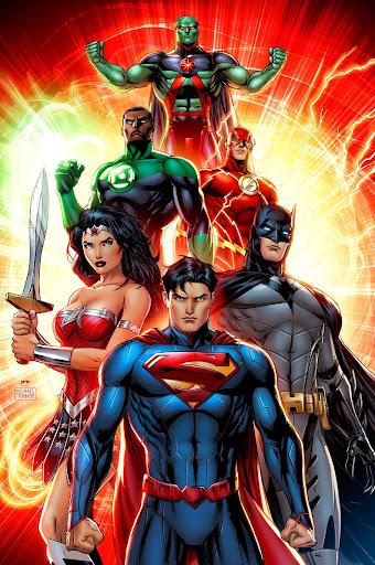 Justice League: Throne of Atlantis - Cuộc Chiến Đại Tây Dương