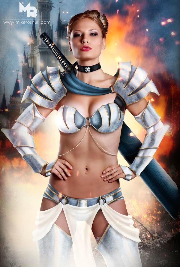 Sexy Warrior Princesses 7
