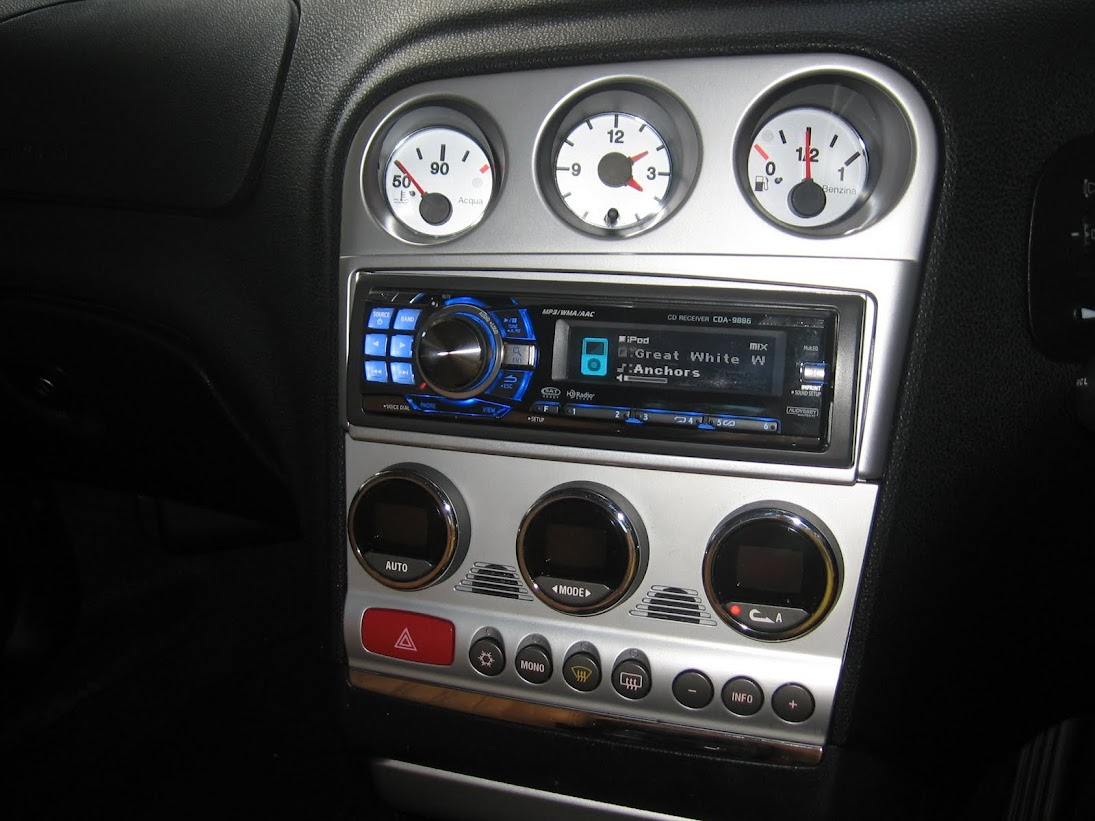 Cambiar radio Alfa 156 Fase 2 in Car Audio - Page 1 of 1