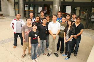 Students at CNSRL