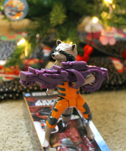 Guardian of the Galaxy's own Rocket Raccoon #OwnTheGalaxy