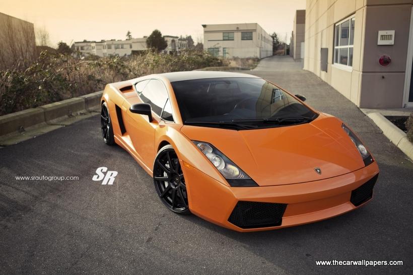 Lamborghini Gallardo SR Auto PUR 3HREE