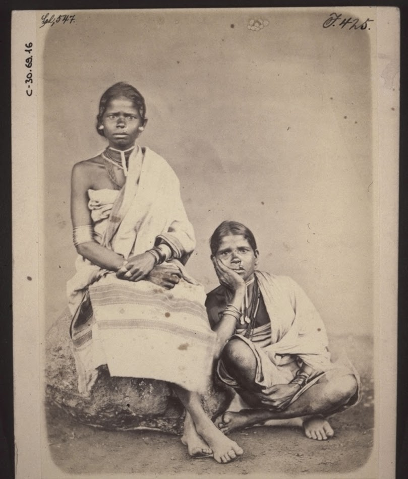 Tribes From The Blue Mountains 10 Irula Women India -7382