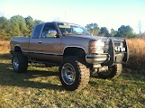 1997 Chevrolet Silverado 1500 z71 Lifted Truck For Sale