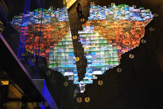 宜蘭:蘭陽博物館~建築藝術之美