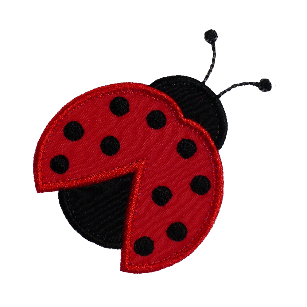 big dreams embroidery ladybug beetle machine embroidery. Black Bedroom Furniture Sets. Home Design Ideas