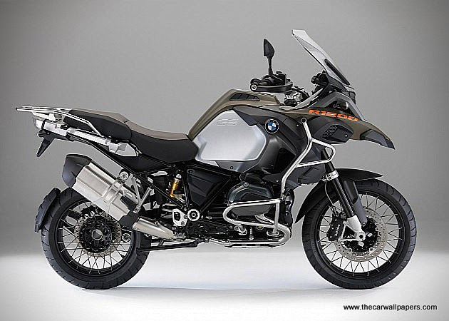 BMW R1200GS Adventure Motorcycle