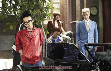 คู่ฮิพ GD&TOP ปล่อยมิวสิควีดีโอ 'Don't Go Home' ออกมาแล้ว