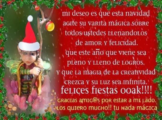 Bonitos saludos de navidad para amigos