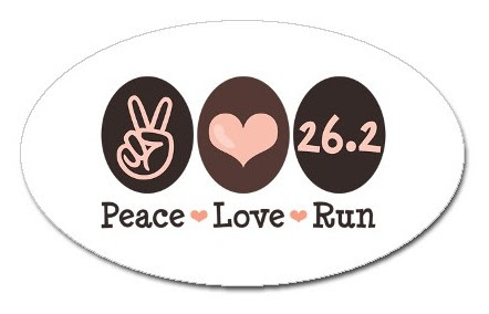 pace love running