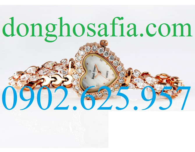Đồng hồ nữ Royal Crown 3595Đồng hồ nữ Royal Crown 3595
