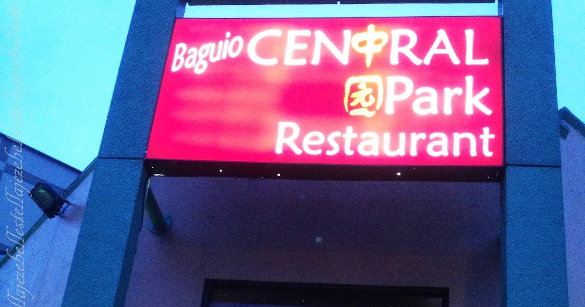 Baguio Central Park Restaurant