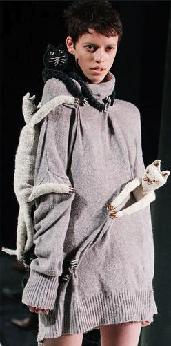 Catsparella: The Cattiest Of Cat Sweaters