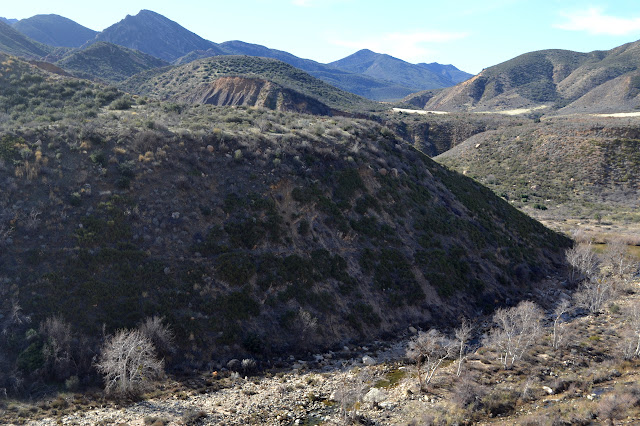 north end of the Red Reef Trail