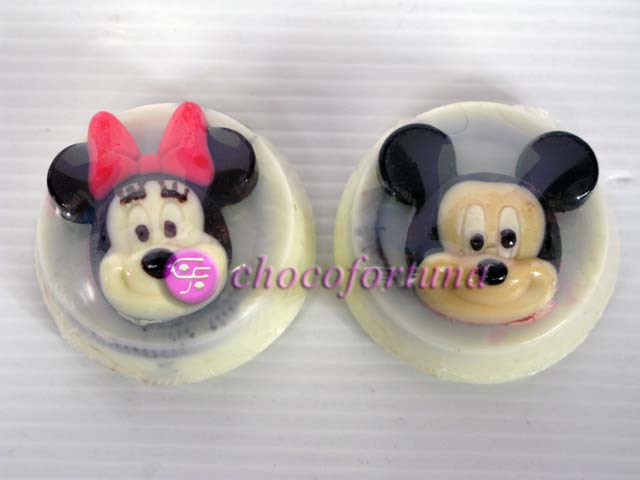 Cokelat Oreo Mickey-Minnie