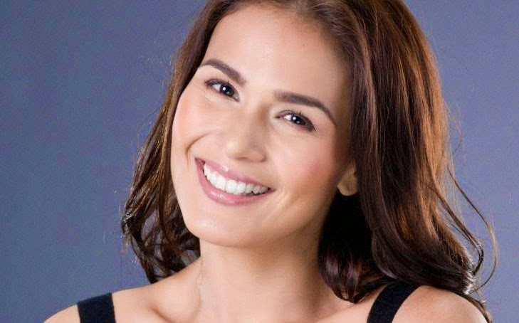 actress host model iza calzado profile biography