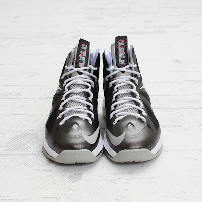 nike lebron 10 gr prism 4 02 On to the next one... Nike LeBron X Prism   New Photos
