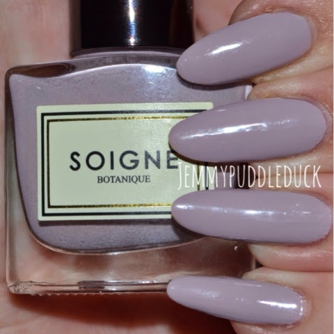 Lavande Macaron Collection nail polish green mint pistachio soigne nails uk varnish