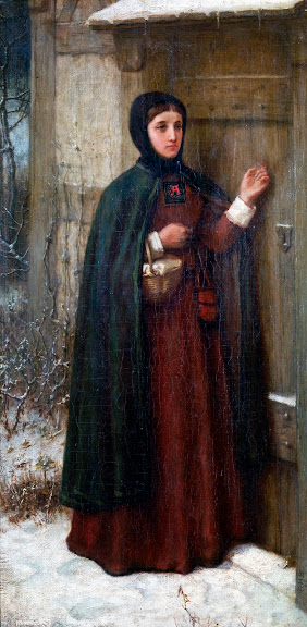 George Henry Boughton - Christmas