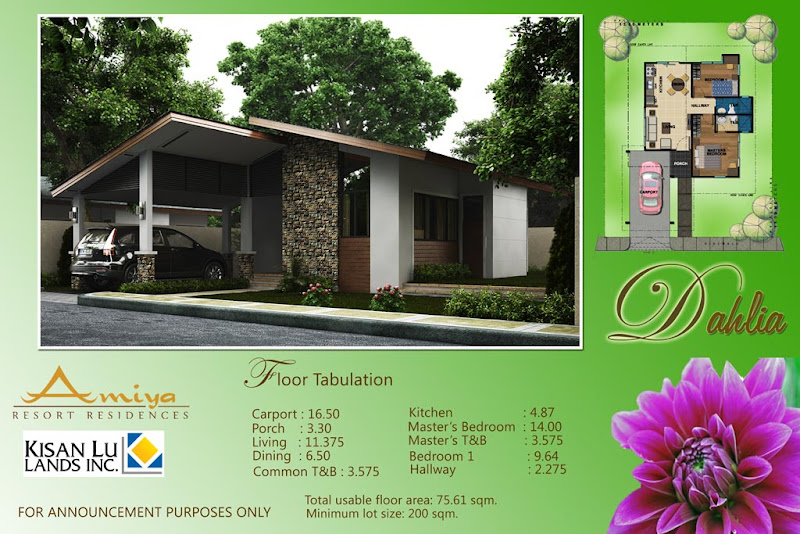 Amiya Resort Residences - Dahlia