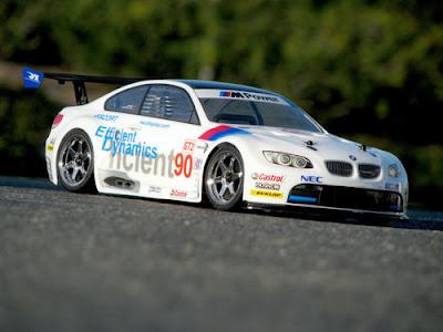 BMW M3 ALMS HPI