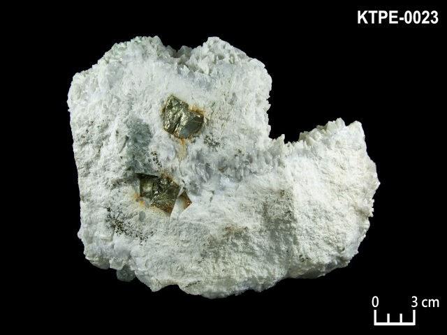 KTPE-0023 白雲石