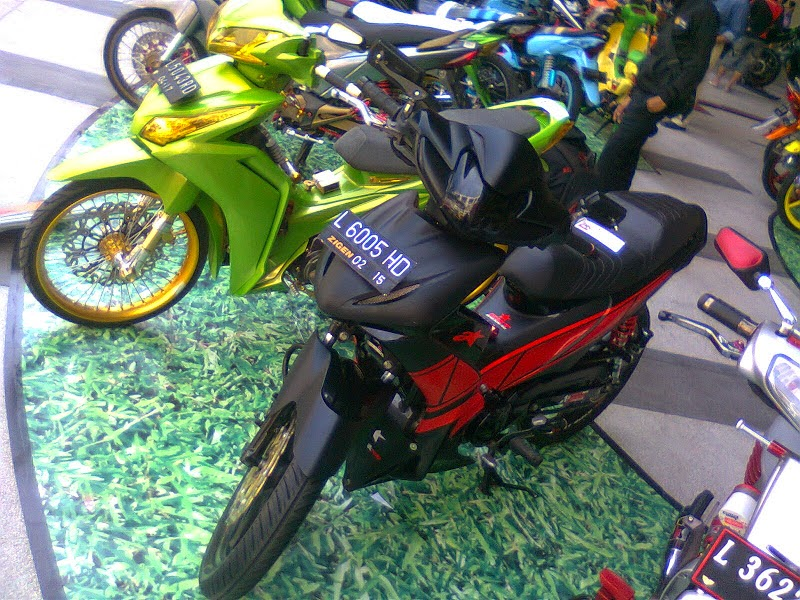 Absolute Revo Modifikasi Ceper