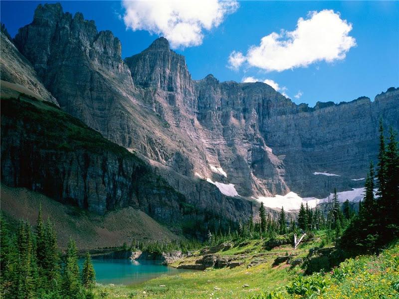 Уголок дикой природы. Штат Монтана.