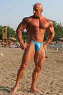 Johnny Cruise - Sexy Male Bodybuilder