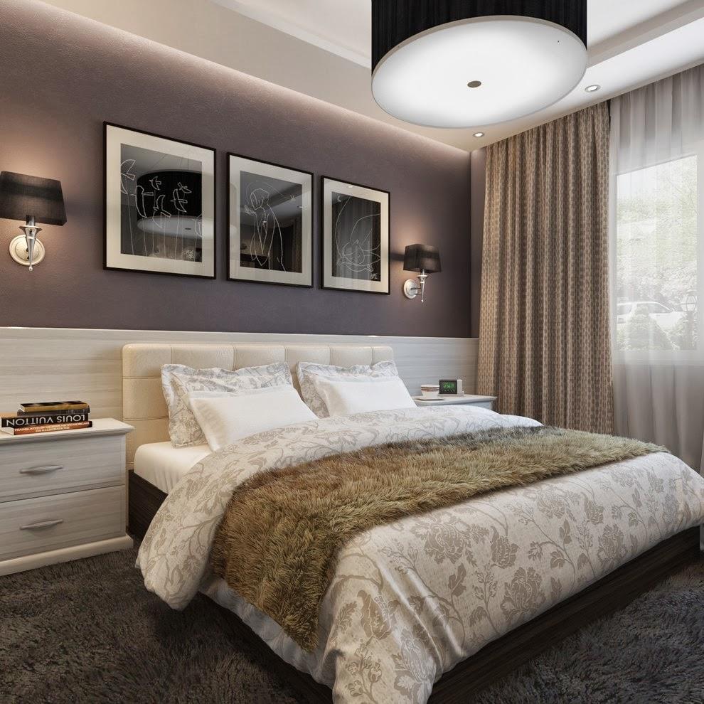 kamar tidur elegan dan modern yang indah rumah idaman kita
