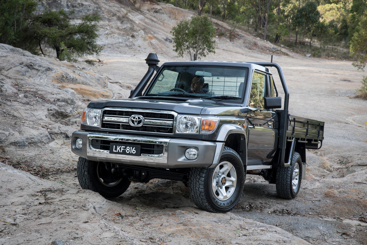 Toyota Land Cruiser 70-Series