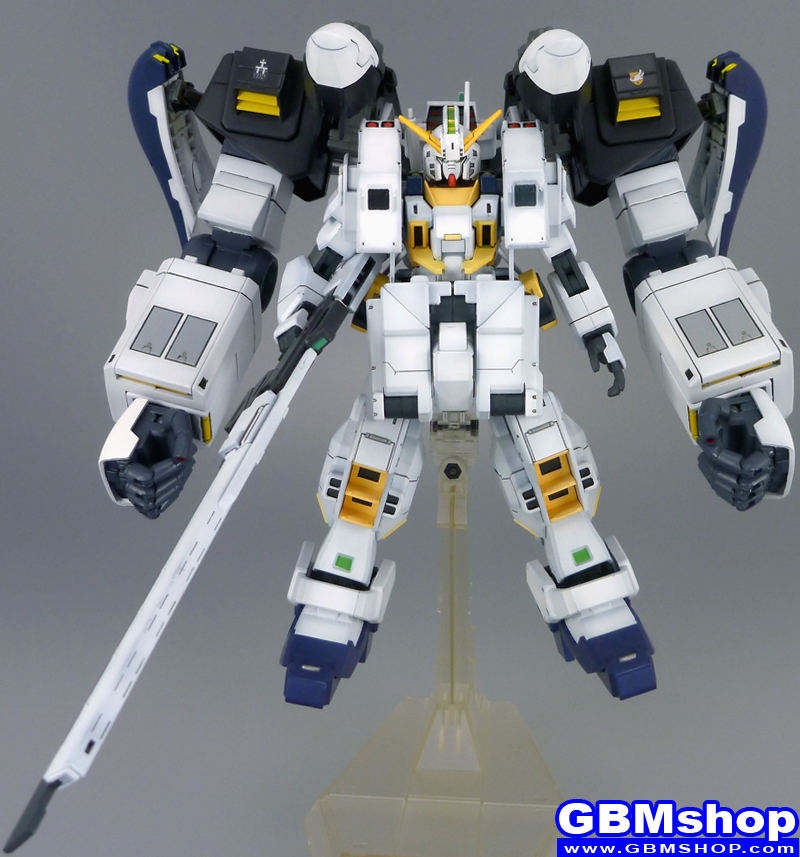 Bandai 1/144 RX-121-2 Gundam TR-1 Hazel Owsla  with Gigantic Arm Unit
