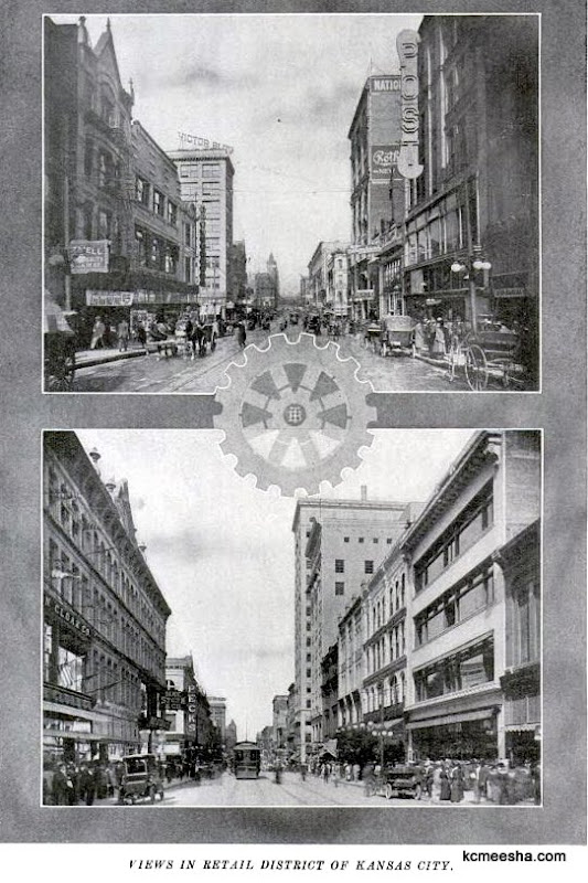 Old Photos: Kansas City 1914