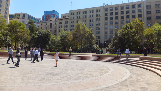 Plaza de Armas, La Moneda, Santiago, Chile,  Elisa N, Blog de Viajes, Lifestyle, Travel